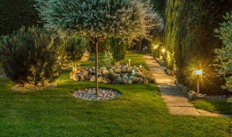 Contrat d'entretien d'espace verts publics à Chambéry